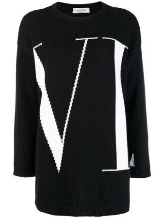 Valentino Jersey VLTN - Farfetch