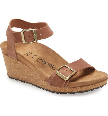 Birkenstock Soley Wedge Sandal (Women) | Nordstrom