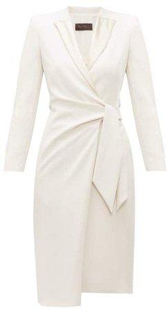 Curve Dress - Womens - Ivory