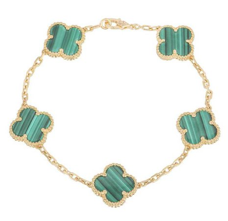 Van Cleef Sweet Alhambra Bracelet