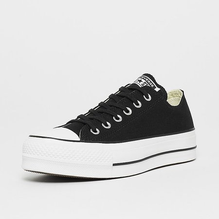Converse Chuck Taylor All Star Lift Ox black/white/white Sneaker bei SNIPES bestellen