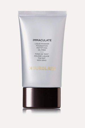 Immaculate Liquid Powder Foundation - Pearl, 30ml