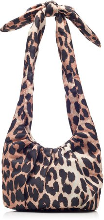 Knotted Mini Shoulder Bag