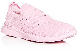 Women's Techloom Wave Knit Low-Top Sneakers