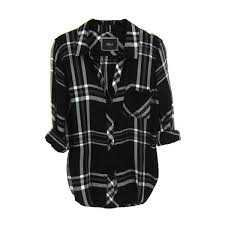 black and white flannel - Google Search