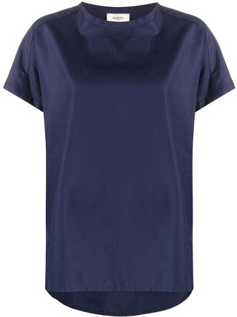 Cotton Short Sleeve Top