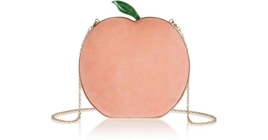 Peach Purse
