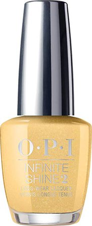 OPI Infinite Shine Nail Polish, Enter the Golden Era