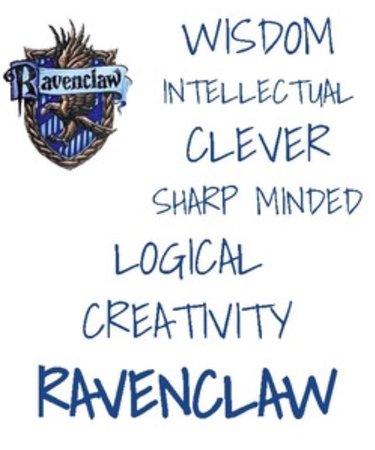 Ravenclaw attributes