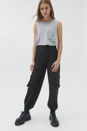 UO Janey Cargo Jogger Pant | Urban Outfitters