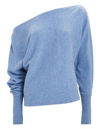 INTERMIX Reese Off-The-Shoulder Sweater   INTERMIX®