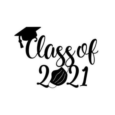 Class of 2021 Graduation Sign Instant Download includes   Etsy