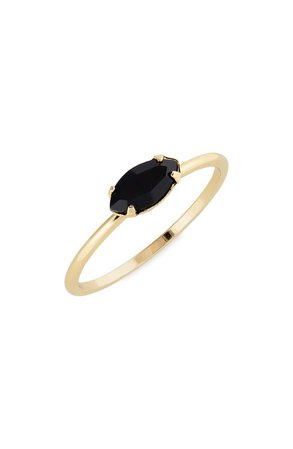 Bing Band East West Marquis Ring | Nordstrom
