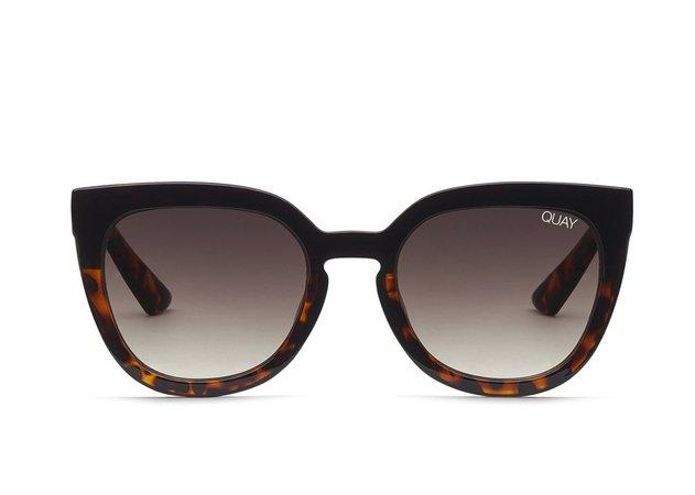 NOOSA Modern cat eye sunglasses | Quay Australia
