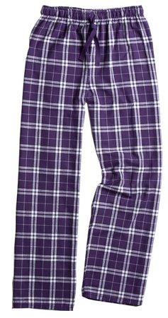 Purple Pajama Pants