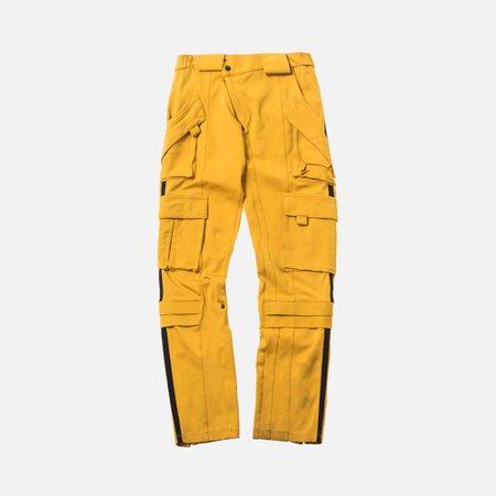 Ottolinger Cargo Pants - Yellow – Kith