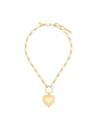 Brinker & Eliza Best Yet To Come Heart Pendant Necklace - Farfetch