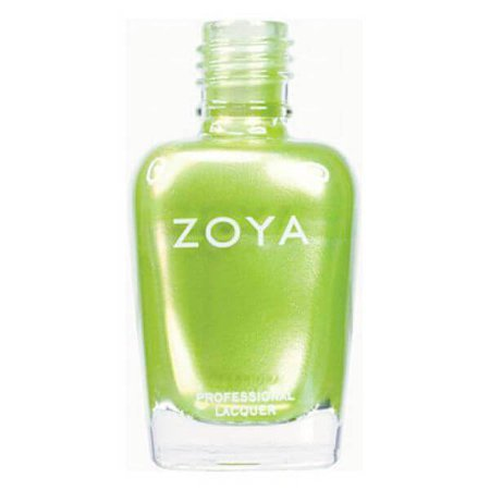 Lime Green Nail Polish (Zoya)