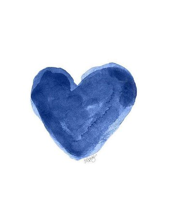 blue hearts items - Google Search