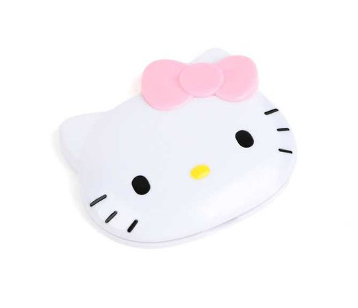Hello Kitty Compact Mirror: Pink | Sanrio
