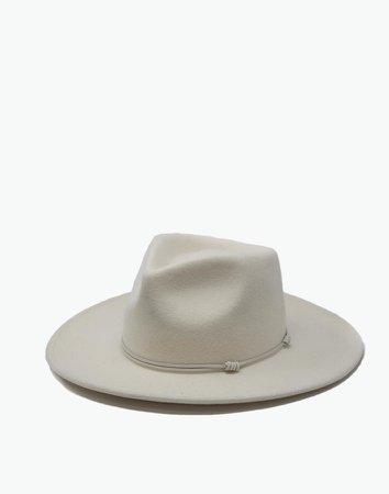 WYETH Wool Felt London Hat