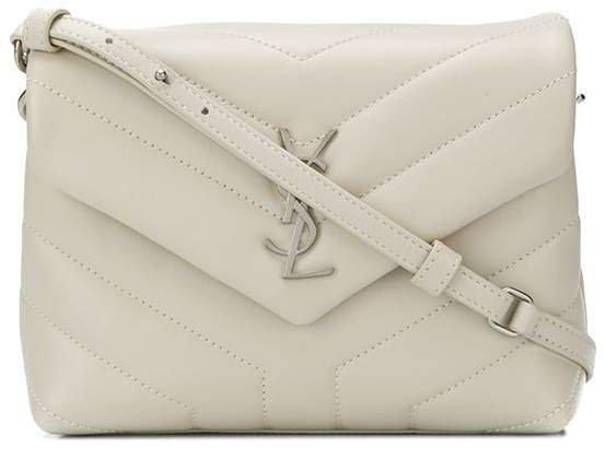 monogram pouch shoulder bag