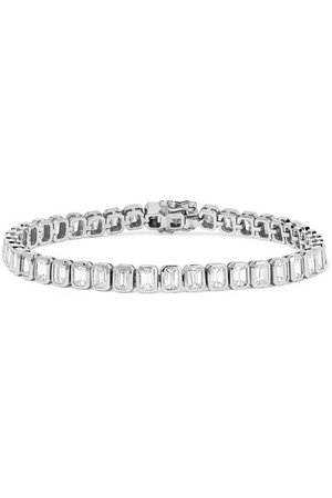 Anita Ko | 18-karat white gold diamond bracelet | NET-A-PORTER.COM