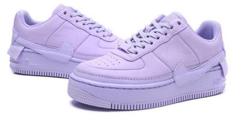 Nike Air Force One Purple