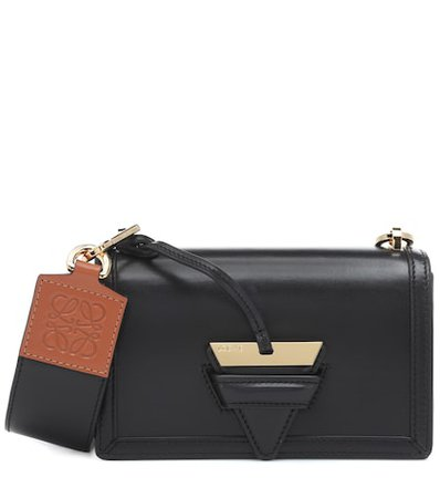 Barcelona Small leather shoulder bag