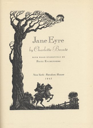 Old Edition of Jane Eyre Should Be New Again | ShelfTalker