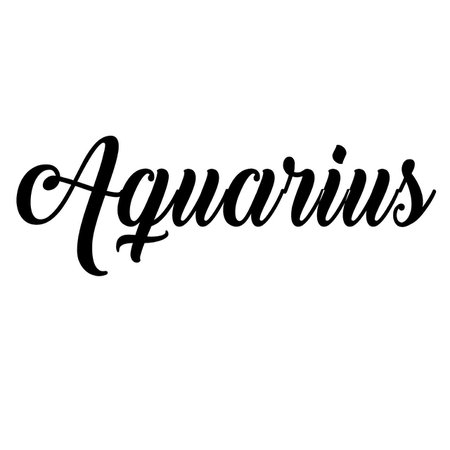 aquarius text - Google Search