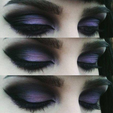 makeup goth