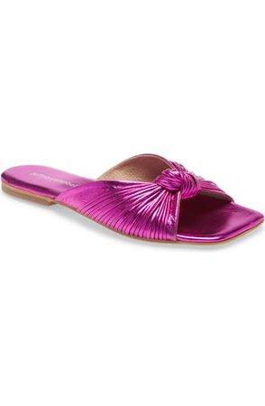 Jeffrey Campbell Knaughty Slide Sandal (Women) | Nordstrom
