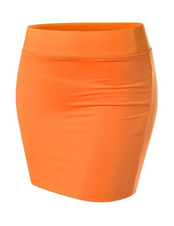 Nearkin Woman Fitted Elastic Layered Mini Short Skirt: Amazon.co.uk: Clothing