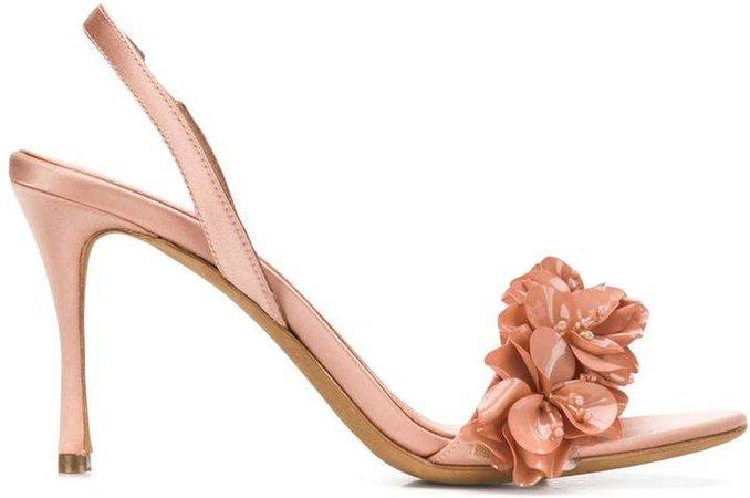 Follie heeled sandals