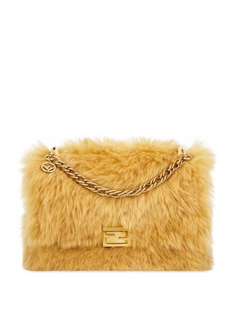 Fendi Kan U Shoulder Bag - Farfetch