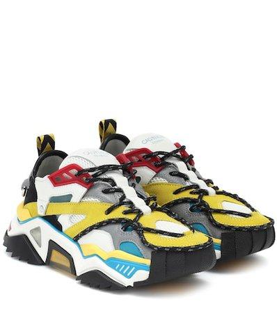 Strike 205 leather sneakers