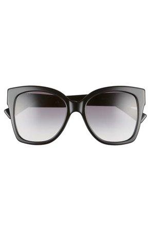 Gucci 54mm Square Sunglasses | Nordstrom