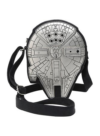 Loungefly Star Wars Millennium Falcon Crossbody Bag