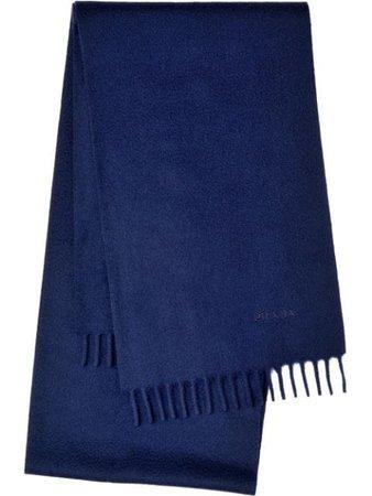 Prada cashmere scarf - FARFETCH