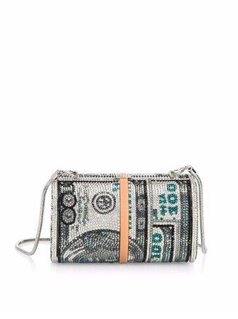 alexander wang money clutch