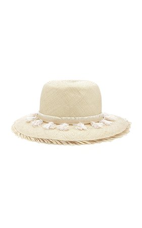 Yestadt Millinery Exclusive Martinique Straw Hat