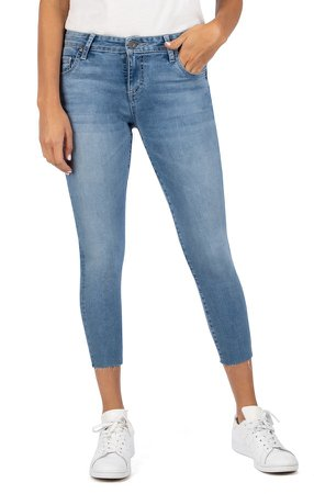 Connie Crop Skinny Jeans