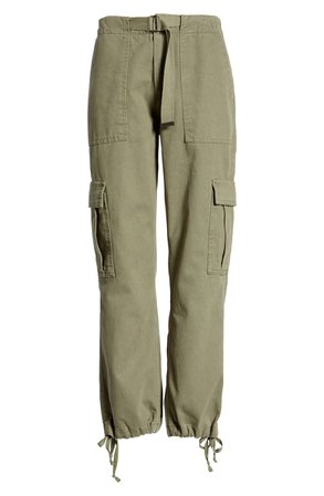 BDG Urban Outfitters Belted Cargo Trousers | Nordstrom