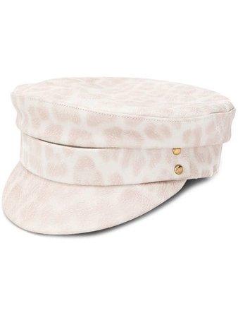 Manokhi leopard print cap