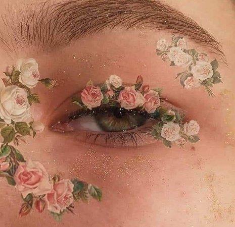 art hoe makeup