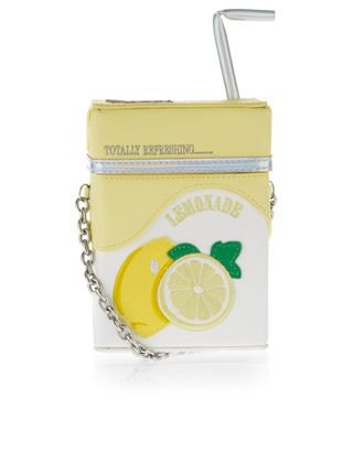 lemon juice bag