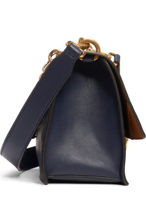 Fendi Kan U Leather Shoulder Bag | Nordstrom