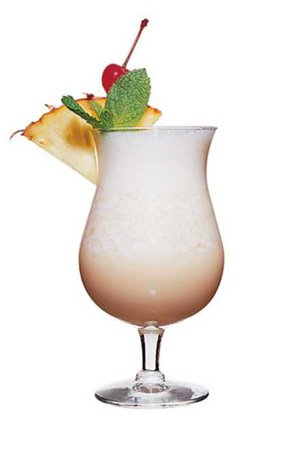 Caribbean Piña Colada Cocktail Recipe