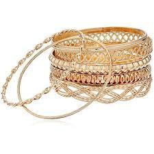 gold bracelet set - Google Search